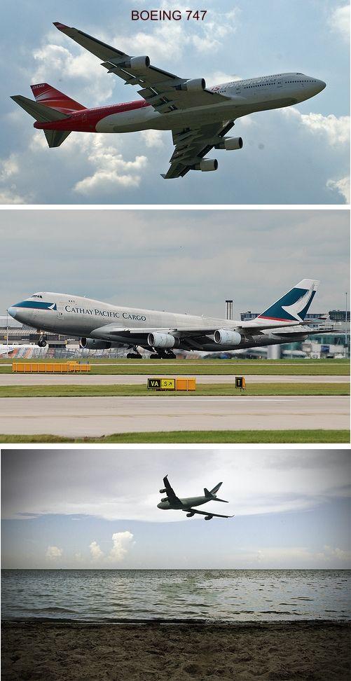airplane photos boeing 747
