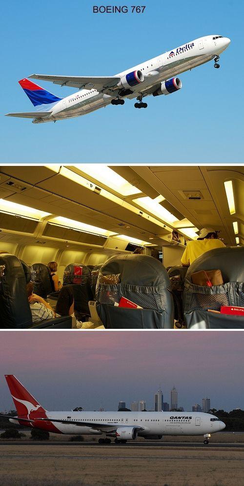 airplane photos boeing 767