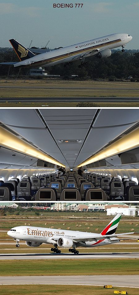 airplane photos boeing 777