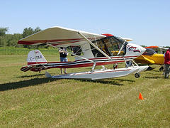 amphibious ultralight challenger 01