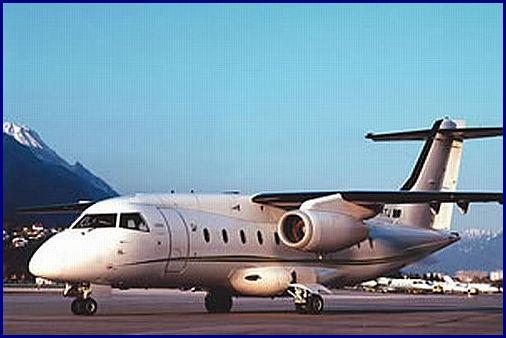 dornier corporate jet airplane photos