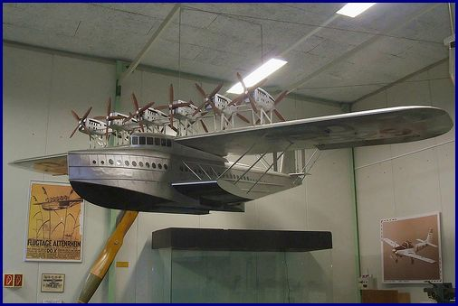 dornier dox airplane photos