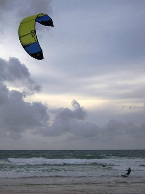 Kite Surfing Pictures