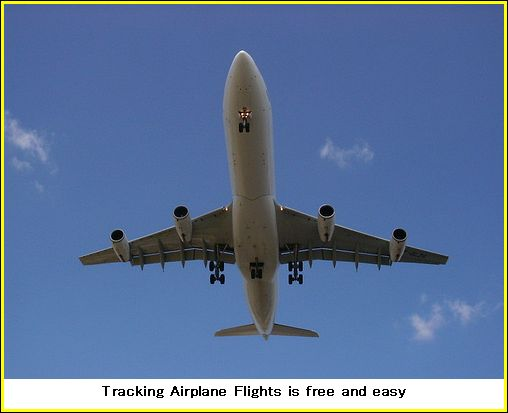 Tracking Airplane Flights 01