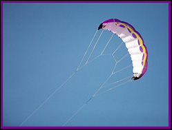 traction kite