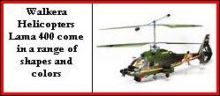 walkera helicopters lama 400