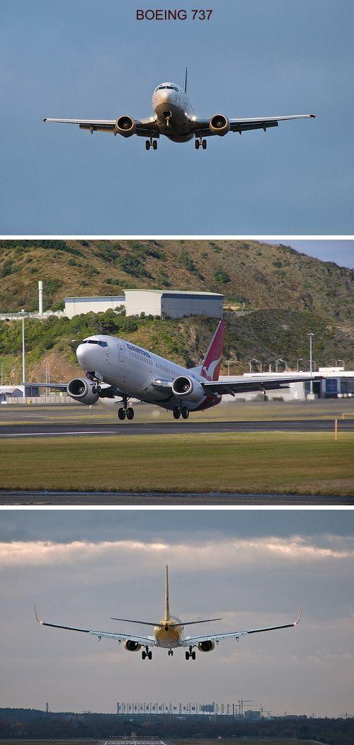 airplane photos boeing 737
