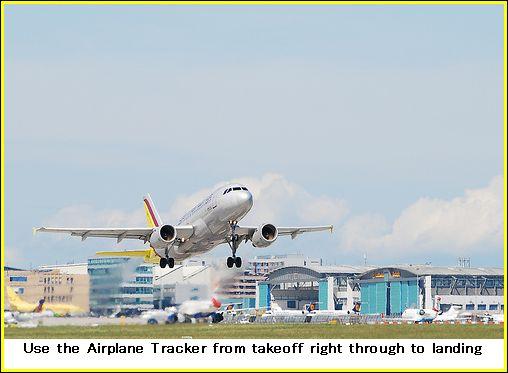 Airplane Tracker 01