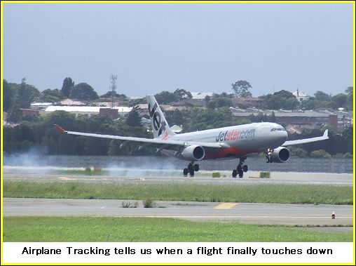airplane tracking 01