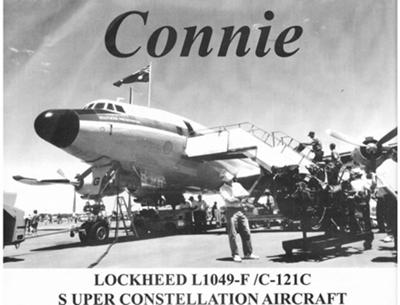 The Beautiful Connie Which Still Flies Today 2012.