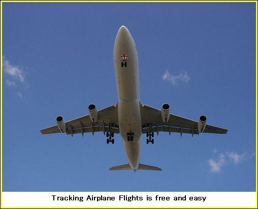 Tracking Airplane Flights 01