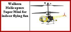 walkera helicopters super mini